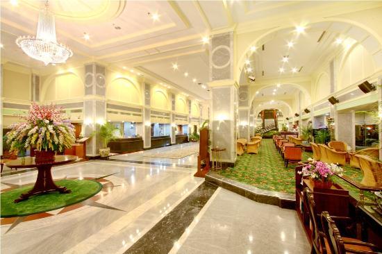 Patong Resort: Lobby