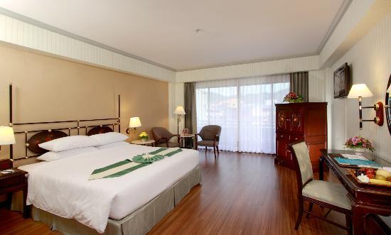 Patong Resort: Deluxe Room