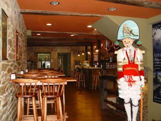 Casal Do Cabildo: entrada al restaurante