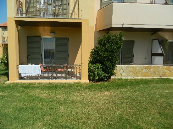 Labranda Marine Aquapark Resort: Our apartment, two baclonies