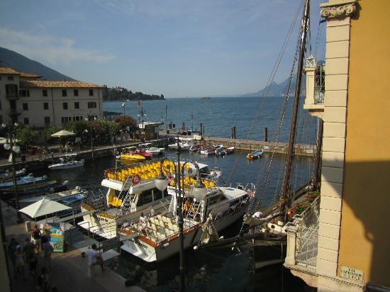 Hotel San Marco: Ausblick Zimmer 2