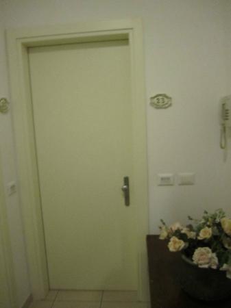 Hotel San Marco: Zimmer 2, Zimmer 1 hatte nicht mal ne Nummer