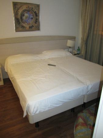Hotel San Marco: Zimmer 2 Bett