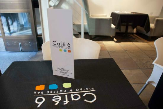 Cafe 6 Bistro and Coffee Bar