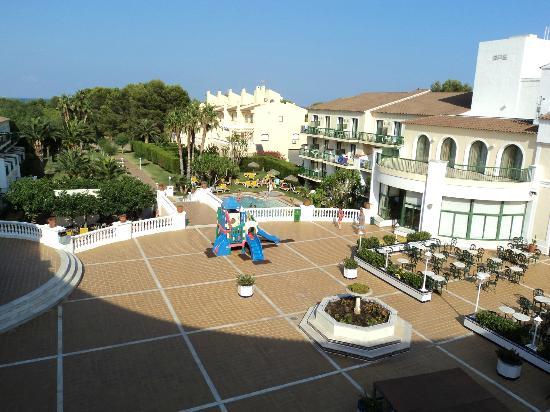 Hotel Pino Alto: Vue de la Chambre