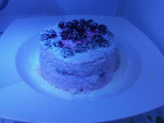 Kingsbay: Blueberry Cheese Cake
