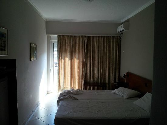 Arkadi Hotel: camera