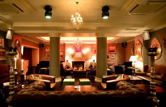SUITE Restaurant & Lounge: SUITE Lounge