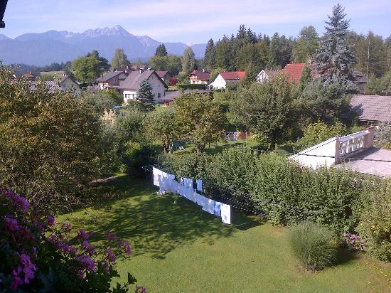 Hotel Garni Rosanna: panorama dalla camera 14