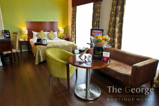 The George Limerick: George Boutique Hotel Limerick City Accommodation