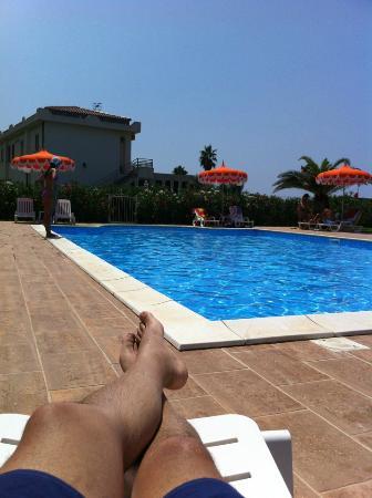 La Castellana  Residence Club: Piscina in Spiaggia.