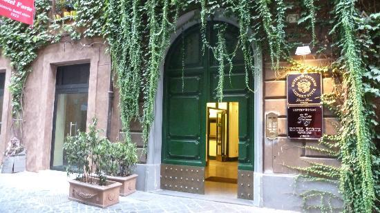 Hotel Forte: Via Margutta st.