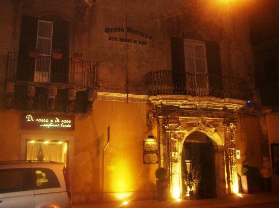Grana Barocco Art Hotel & Spa: Façade
