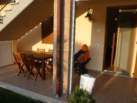 Agriturismo Cannavota: appartement (terrasse)