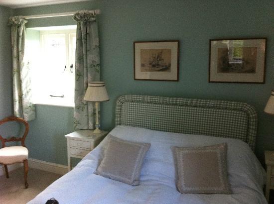 Carents Farm: the bedroom