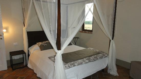 Podere Cantagrillo: Suite 9: bedroom