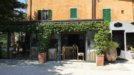 I Capricci di Merion: Restaurant