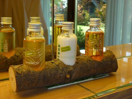 Vigilius Mountain Resort: bathroom