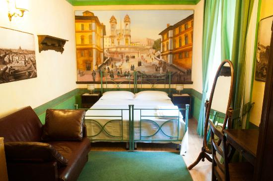 Almes B&B: Spagna - double or triple room