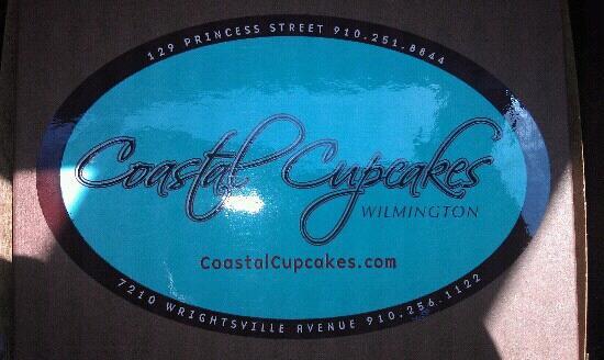 Coastal Cupcakes