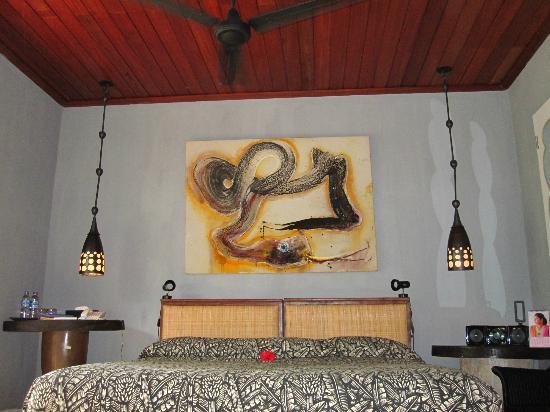 Taman Bebek Resort & Spa: inside the room