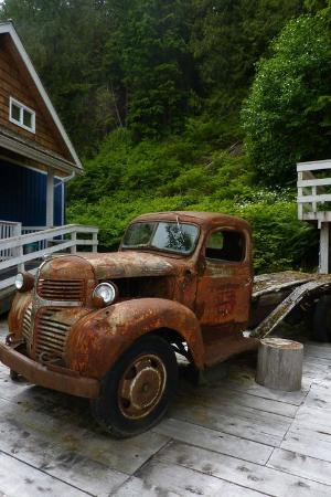 Telegraph Cove Resort: Telegraph Cove