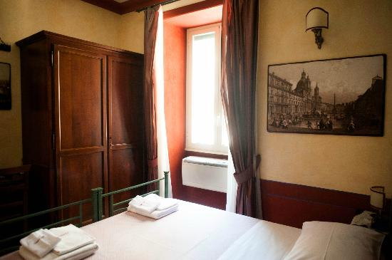 Almes B&B: Colosseo double room
