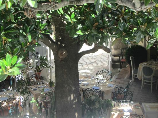 Hotel Le Magnolia : Dining area