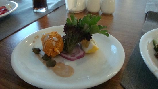 Blue Bay Platinum Hotel: Diner