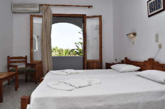 Christiana Hotel: ROOM