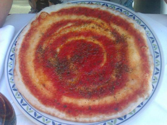Ristorante Orcagna : Un'ottima pizza