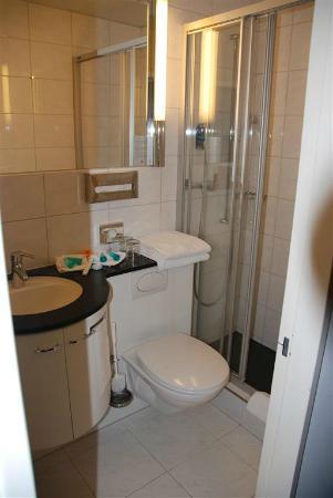 Sorell Hotel Seidenhof: Bathroom