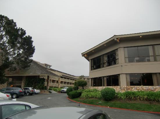 Hilton Garden Inn Monterey: Aussenansicht Hilton Garden Inn