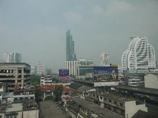 ‪‪Astera Sathorn‬: View from balcony
