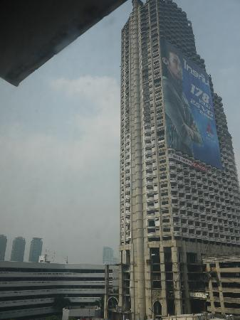 Astera Sathorn: View from balcony