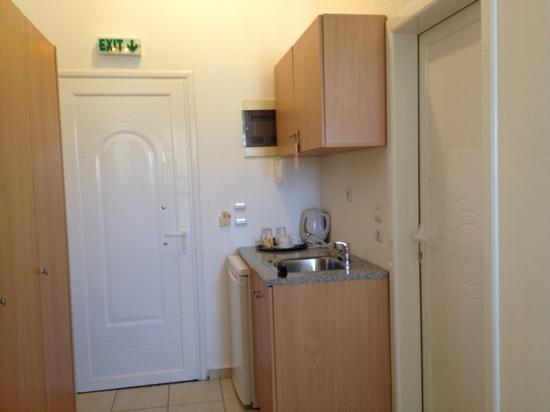 Mon Repos Villa - Hotel : kitchen