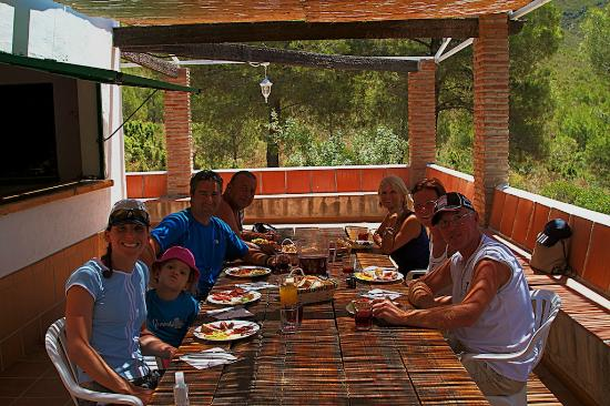 Life Adventure: Jeep Tours & Activities in Nerja: Lunch time