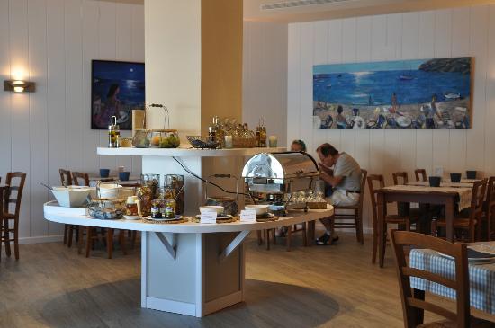 Hotel Playa Sol: El comedor