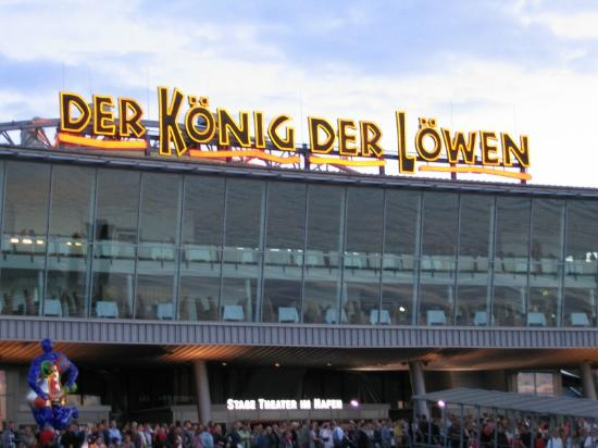 Der Koenig der Loewen (The Lion King)