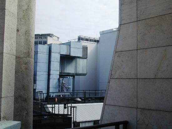 The Westin Dublin : vue