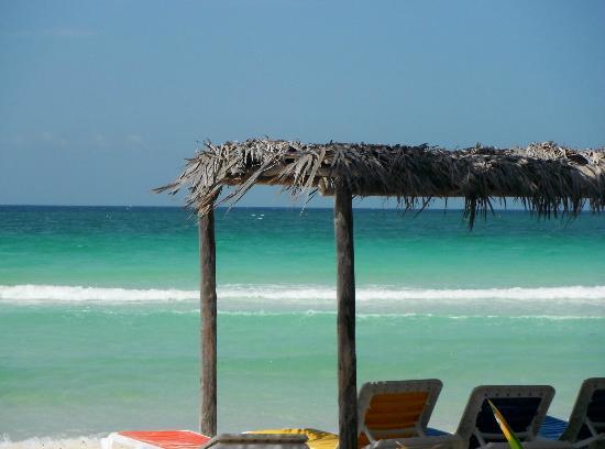 Hotel Colonial Cayo Coco : stunning beach!