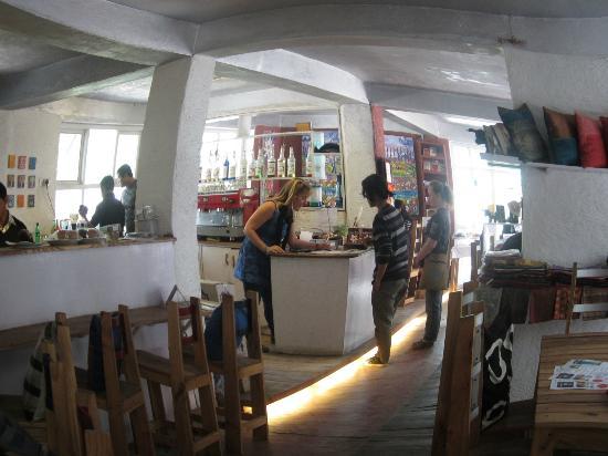Open Hand Espresso Bar & Bistro : Open Hand Cafe