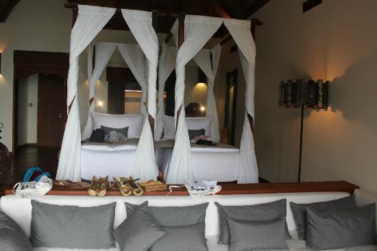 Song Saa Private Island: Bedroomin Jungle Villa