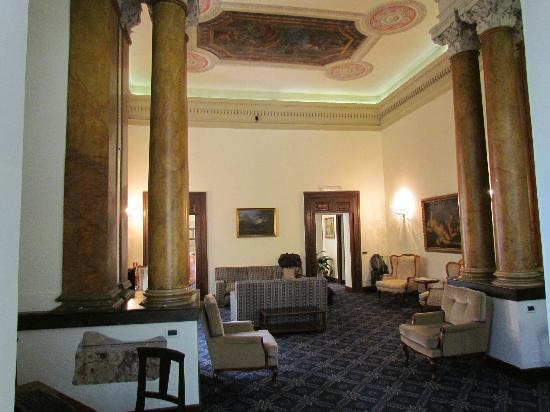 Villa Delle Rose Hotel: sala principal del hote