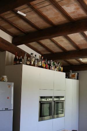 Torretta de'Massimi : Kitchen