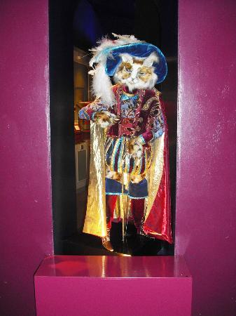 Locatlantique : Musee des Automates
