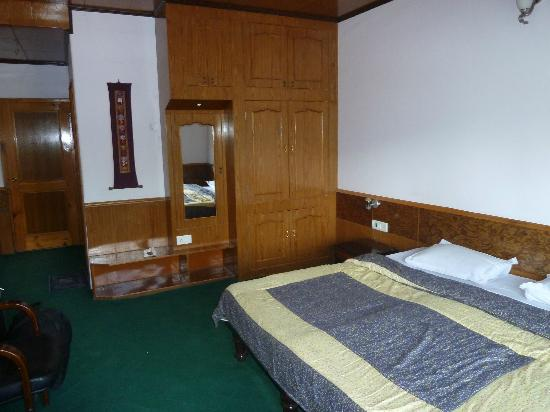 Hotel Cho Palace: our basic room