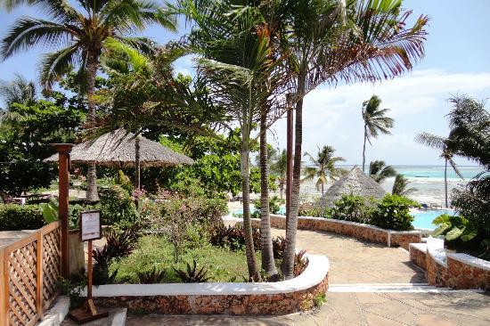 Karafuu Beach Resort and Spa: Site hôtelier