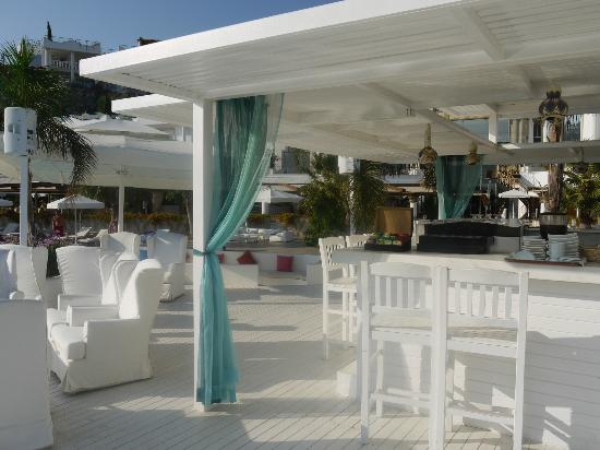 Sianji Wellbeing Resort: Bar