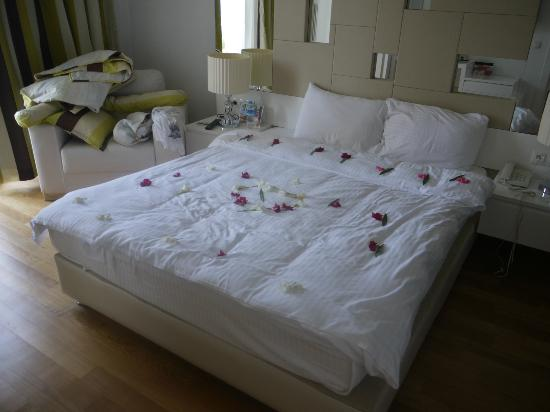 Sianji Wellbeing Resort: Schlafzimmer